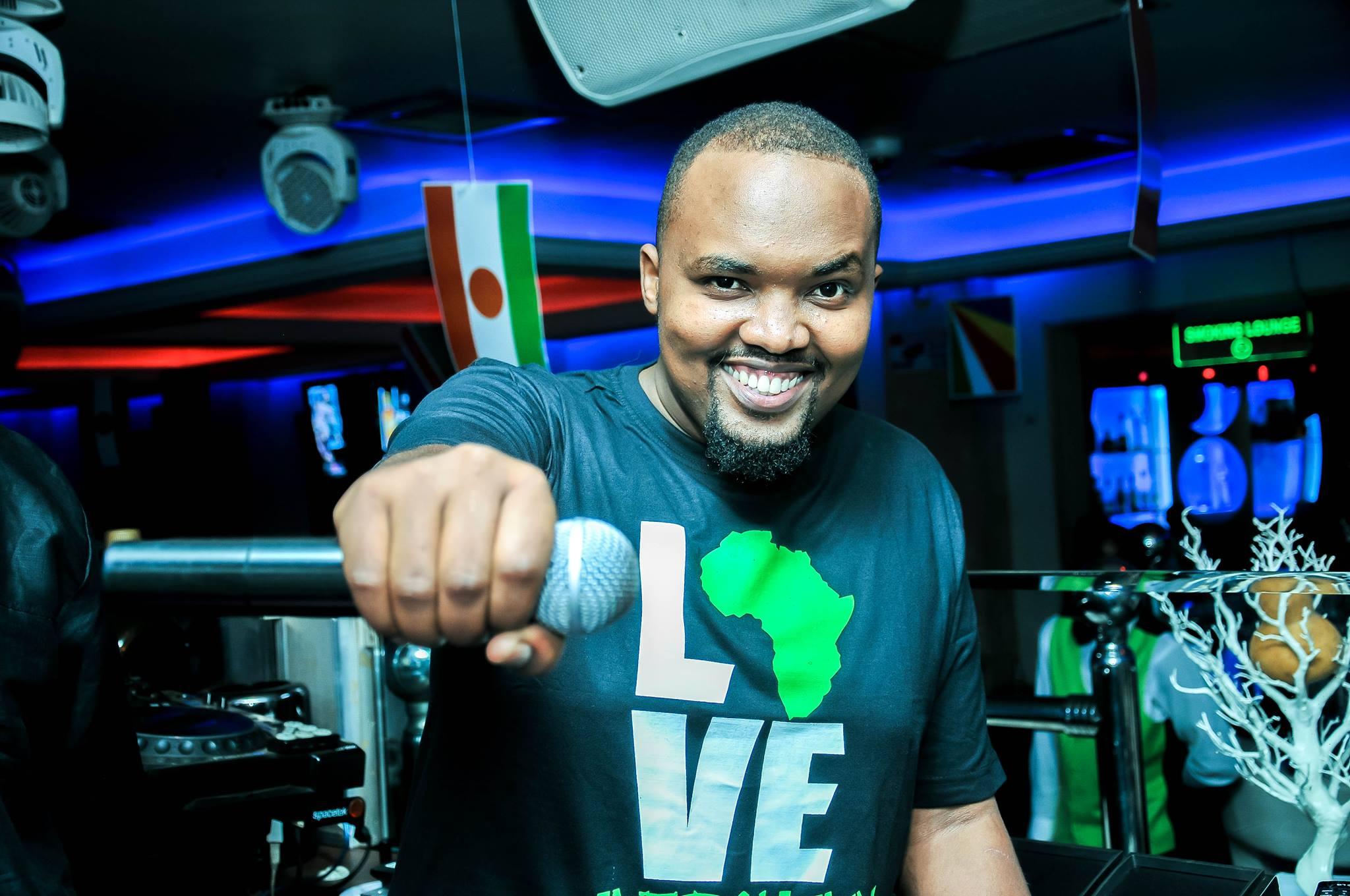 McKenzie discusses his Ugandan hip hop roots