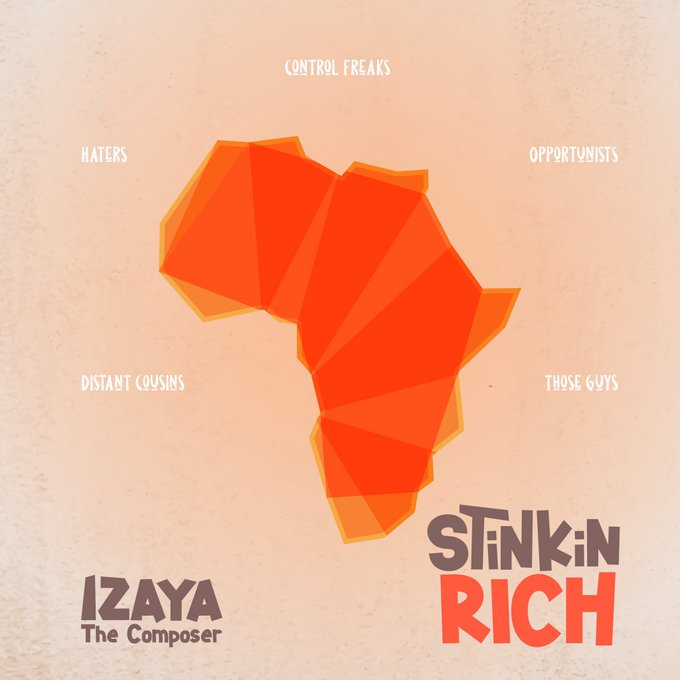 Album review: Stinkin Rich by Izaya the Composer