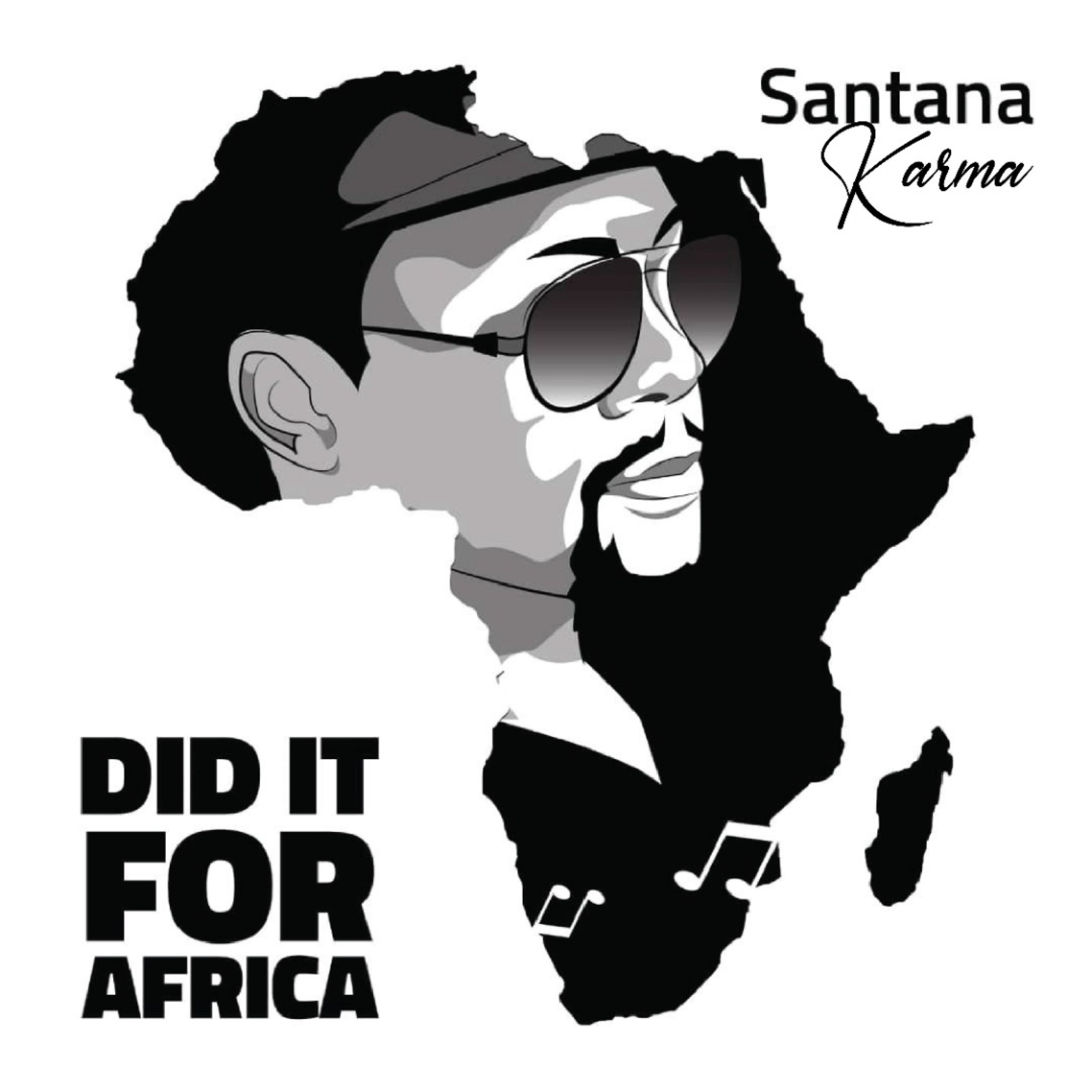 Album review: Did it for Africa by Santana Karma
